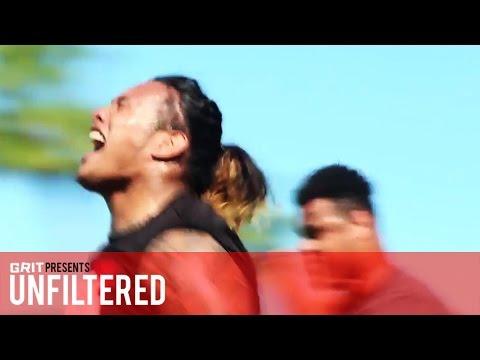 NFL Pre-Season Training For A 340-Pound Defensive Lineman [Danny Shelton | Vlog 10]