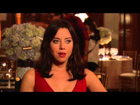 "Parks and Recreation: Series Finale:  Aubrey Plaza ""April""  Interview"