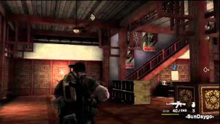 Socom 4 Walkthrough 8 - Means to an End HD
