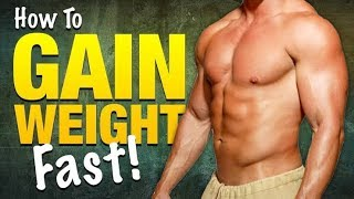 best 5 tips for skinny guys to gain weight and muscle mass