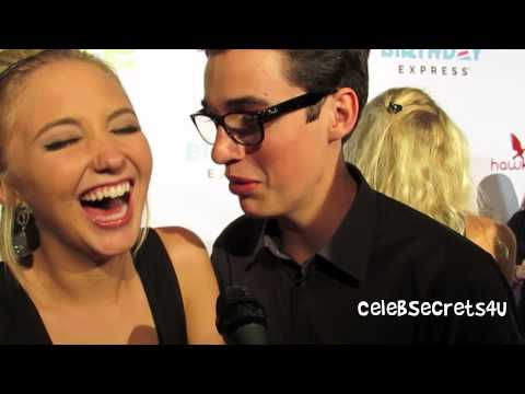 Audrey Whitby & Joey Bragg Talk Best Birthday Gifts Ever