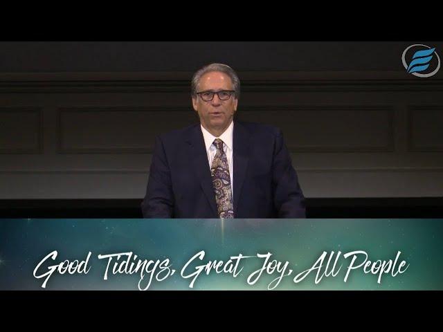 12/20/2020     Good Tidings, Great Joy, All People     Pastor David Myers