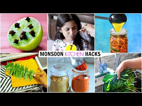 7-monsoon-kitchen-hacks-you-must-know-|-kitchen-tips-&-tricks-|-cookwithnisha