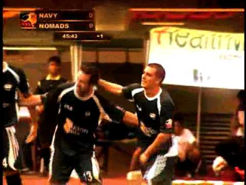 UFL Division 1 Highlights: January 21, 2012, Philippine Navy FC vs. Nomads Auction Manila FC