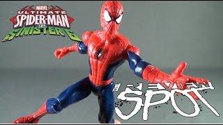 Місце іграшок - компанії Hasbro Досконала Людина-павук проти зловісний 6 людина-павук