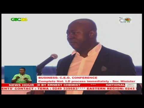 2nd Ghana CEO summit in Accra