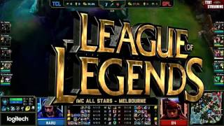 International Wildcard All-Star 2015 Day 1 - TCL vs GPL