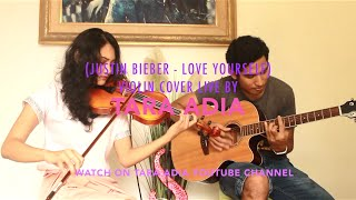(Justin Bieber-Love Yourself VIOLIN COVER) by Tara Adia Resimi