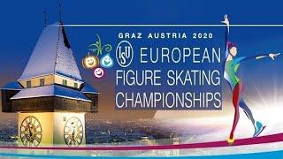 European Championships 2020 FP Original Чемпионат Европы 2020