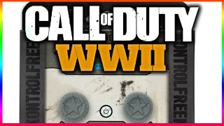 *NEW* CALL OF DUTY WWII KONTROL FREEKS! ~ COINCIDENCE OR TEASER?