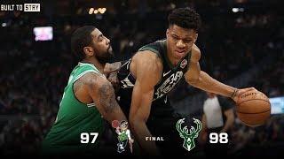 Game Highlights: Bucks 98 - Celtics 97   2.21.19