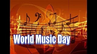 Music Day || World Music Day || Greetings || Quotes || SMS || 2018 Music Day || 30 Status Video