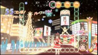 We wish you a merry Christmas AIKATSU! Ver マイキャラ動画