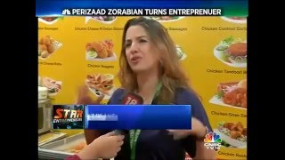Perizaad Zorabian from the movie 'Joggers Park' Turns Star Entrepreneur