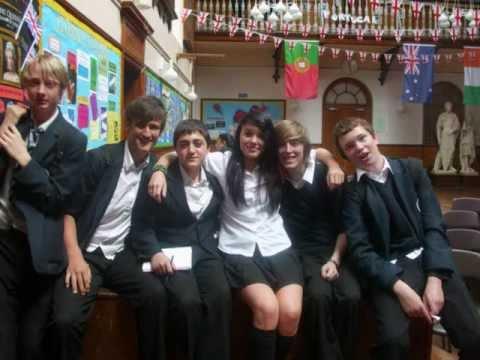Ruskin Sports College-Class of 2012