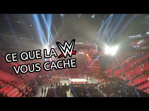 LES SECRETS D'UN SHOW DE LA WWE