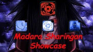 Vetrina MADARA SHARINGAN Proprietà ROBLOX . Naruto Beyond