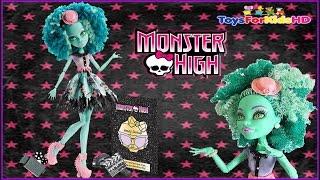 Monster High Honey Swawp - Muñecas Monster High - Honey Monster High Doll - Juguetes de Monster High