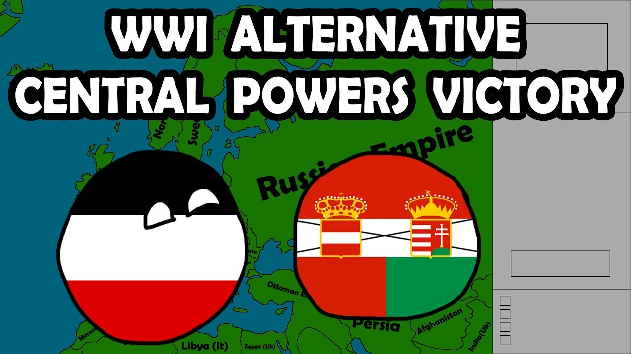 Download World War I Alternative Central powers Victory By GyLala