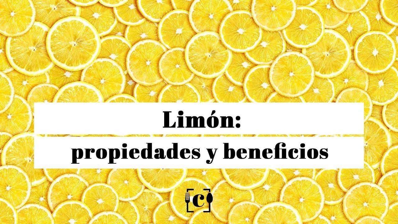 En el limon para la salud nos sirve que