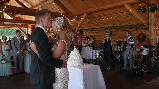 Kyle and Morgan Wedding Highlights - The Gathering Place