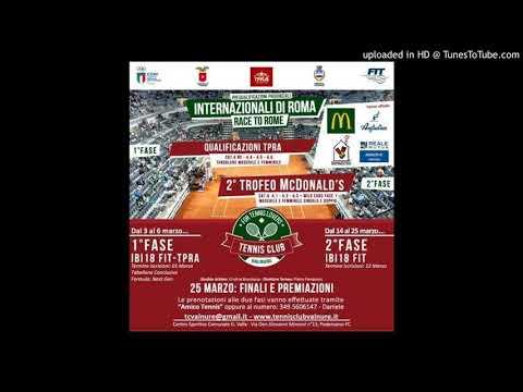"Tennis Daniele Margarita presenta ""Race to Rome"""