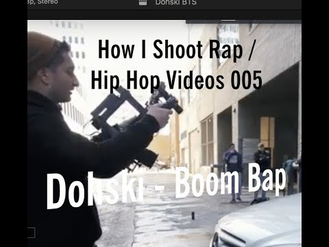 How I Shoot Rap / Hip Hop Music Videos 005