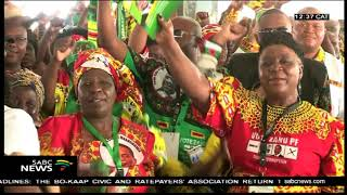 Zimbabwe's economy in turmoil, acknowledged Mnangagwa