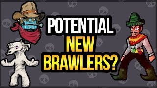 Possible New Brawlers? Best Brawler Concepts By The Community! [Brawl Stars]