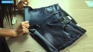 Как сделать модные шорты из старых джинсов(Lady.Mail.Ru - самый популярный женский сайт рунета. Нас читают 20 миллионов! Присоединяйтесь - http://lady.mail.ru У каждог..., 2014-11-01T14:13:09.000Z)