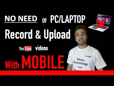 Grow Youtube Channel with Mobile, no need of Laptop PC - Earn money with 0 Investment - 동영상