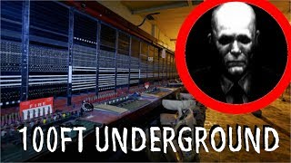 WE STORMED AREA 51 MIB ARE NO JOKE SECRET UNDERGROUND BURLINGTON BUNKER