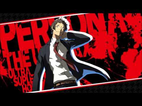 Persona 4 Ultimax- Adachi's Theme