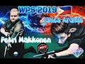 【Pool Live】WPS 2019 - James Aranas (Dodong Diamond) Vs Petri Makkonen
