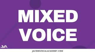 Daily Mixed Voice Vocal Exercises For Singers