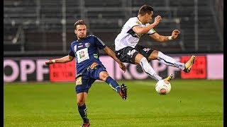 Highlights: SCR Altach 3:2 RZ Pellets WAC - 21.10.2017