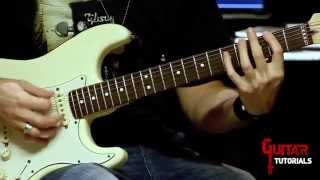 Foxy Lady (Jimi Hendrix) - Rhythm - Guitar Tutorial with Matt Bidoglia