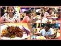 #DIML June 23rd Saturday Evening Dinner Vlog /Village ''T''Grill Restaurant  Review/Amulya's Kitchen