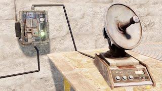 Rust - Управление домом через телефон!
