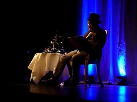 Olof Thunberg läser Tomten
