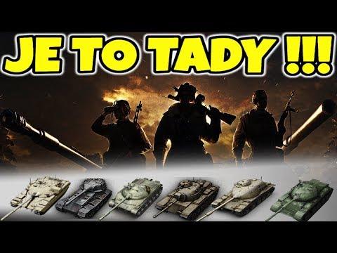 KLANOVÁ KAMPAŇ ZAČALA !!! / PRVNÍ BITVY !!! World of Tanks CZ thumbnail