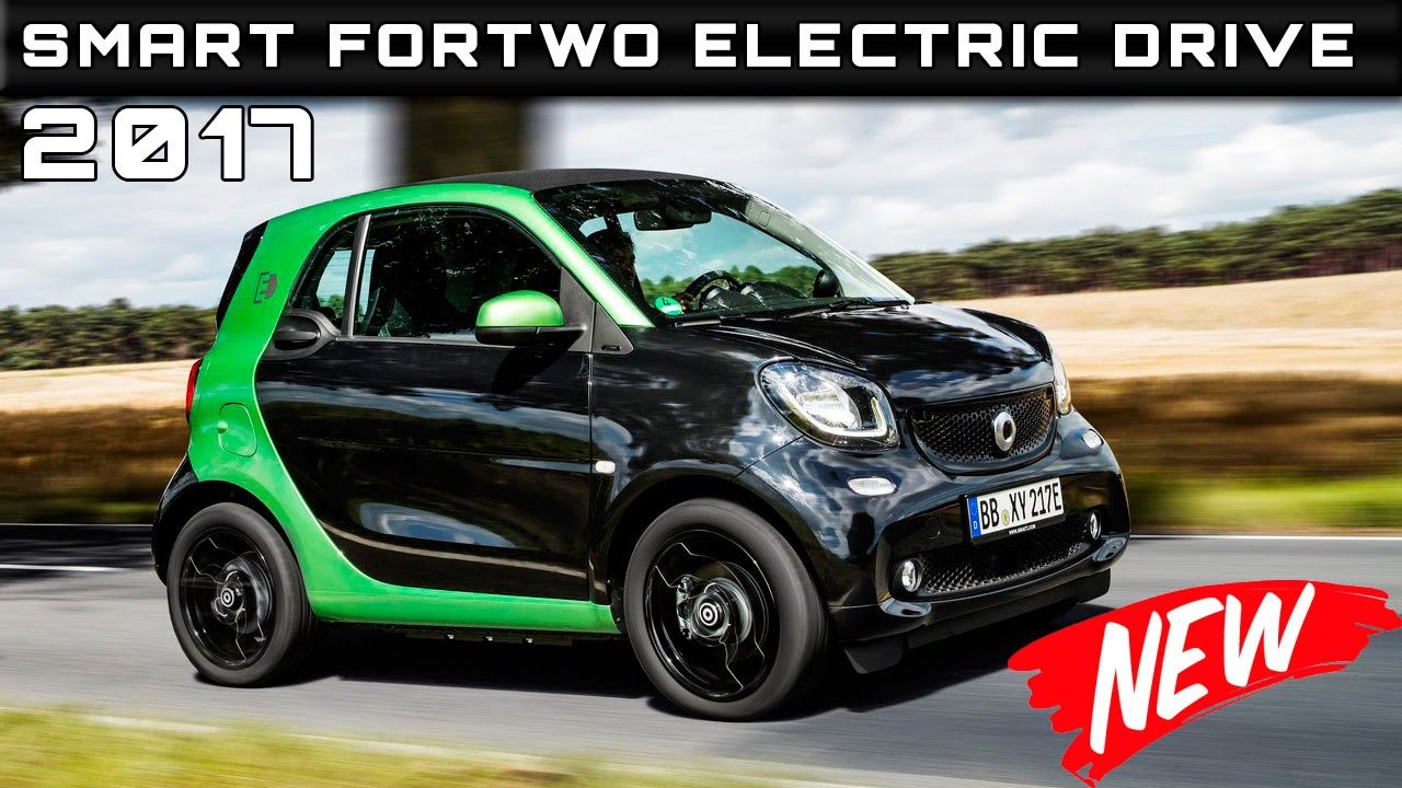 2017 smart fortwo electric drive review rendered price. Black Bedroom Furniture Sets. Home Design Ideas