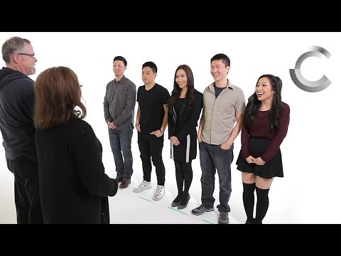 Asian People vs. Asian Food | Lineup | Cut