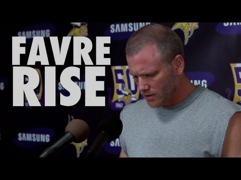"""Brett Favre: Rise - """"What should I do?"""""""