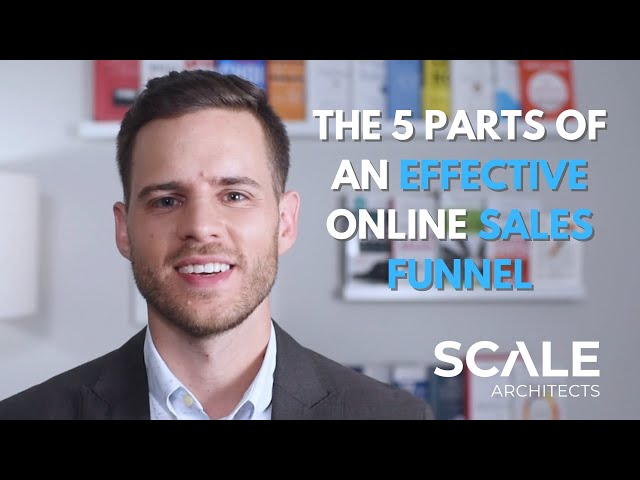 The 5 Parts of an Effective Online Sales Funnel