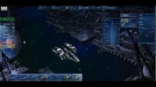 видео браузерные онлайн игры про космос