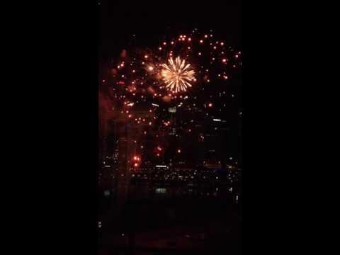 Sydney - fireworks