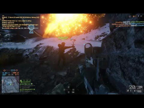 Bumtumbling with the Boys: Battlefield 4 - Suppression of Air Defences