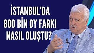 İstanbul seçimlerinde 800 bin oy farkı nasıl oluştu?