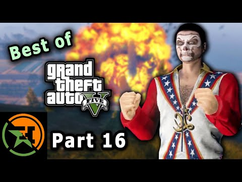 The Very Best of GTA V | Part 16 | AH | Achievement Hunter